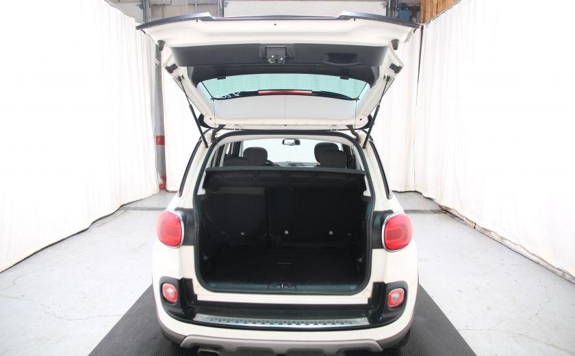 2014 Fiat 500L Trekking TOIT PANO #24