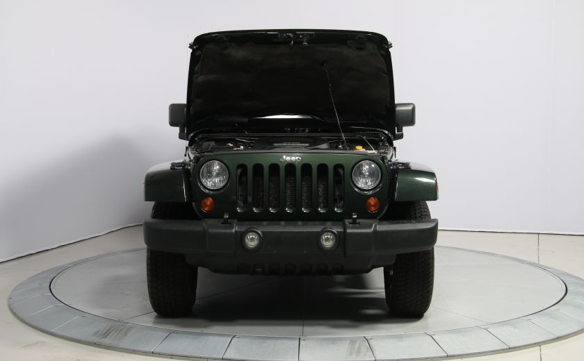 2012 Jeep Wrangler Sahara 4WD A/C GR ELECT 2TOITS MAGS #22