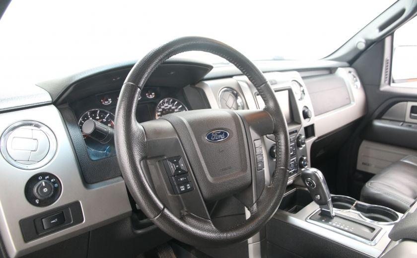 2014 Ford F150 FX4 A/C CUIR TOIT NAV MAGS #6