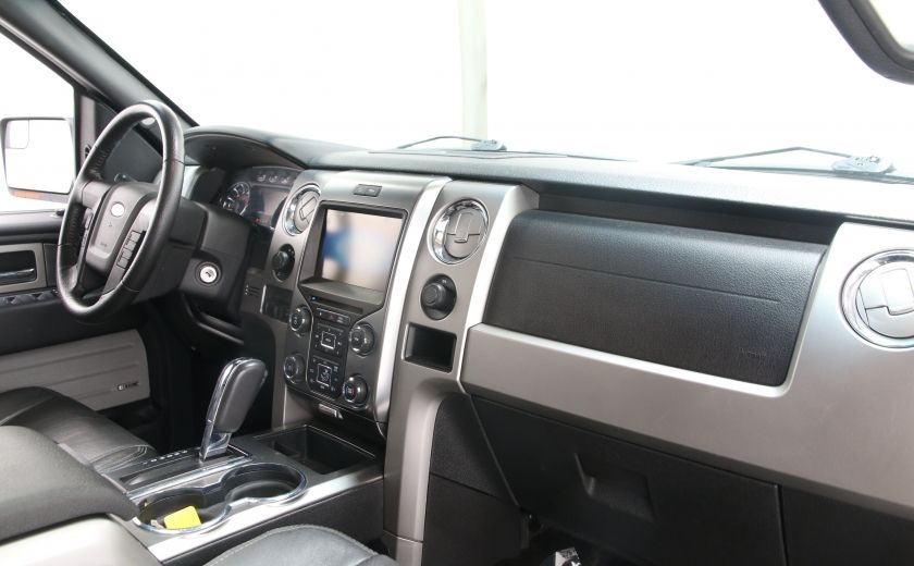 2014 Ford F150 FX4 A/C CUIR TOIT NAV MAGS #23