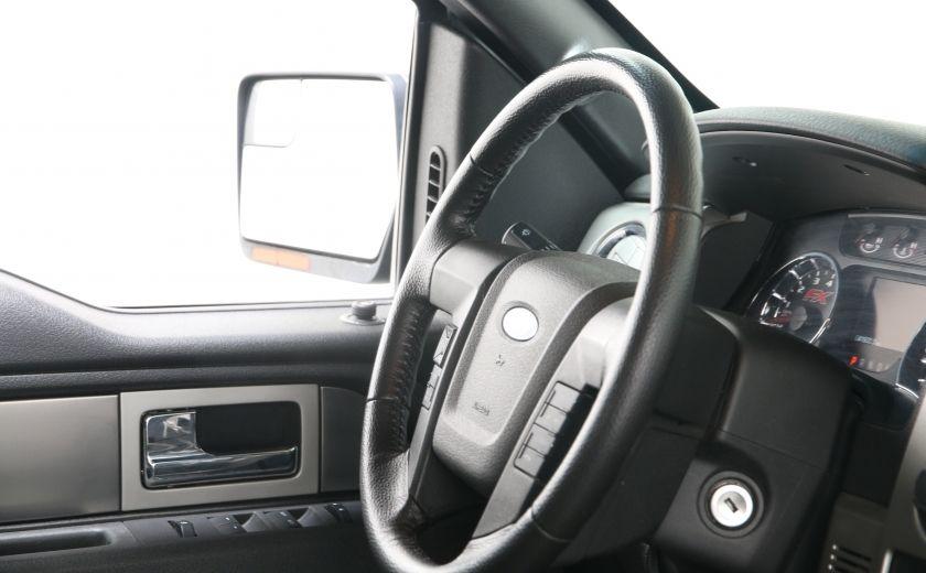 2014 Ford F150 FX4 A/C CUIR TOIT NAV MAGS #24