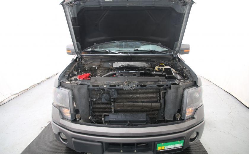 2014 Ford F150 FX4 A/C CUIR TOIT NAV MAGS #28