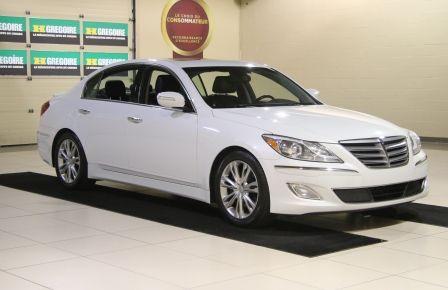 2012 Hyundai Genesis w/Technology Pkg AUTO CUIR TOIT MAGS NAV BLUETOOTH in Rimouski