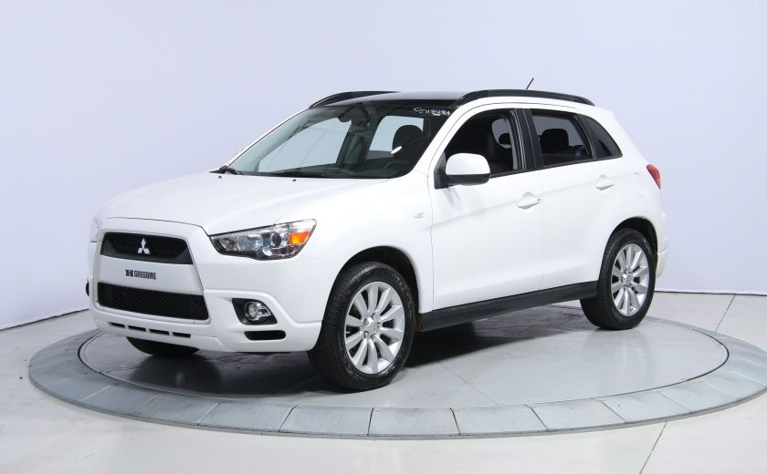 2011 Mitsubishi RVR GT 4WD AUTO A/C GR ELECT MAGS BLUETOOTH #0