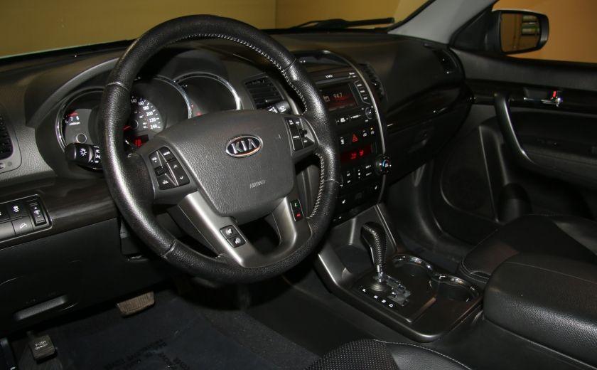 2013 Kia Sorento EX V6 AWD AUTO A/C CUIR MAGS #8