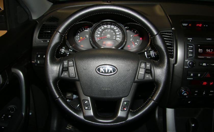 2013 Kia Sorento EX V6 AWD AUTO A/C CUIR MAGS #14
