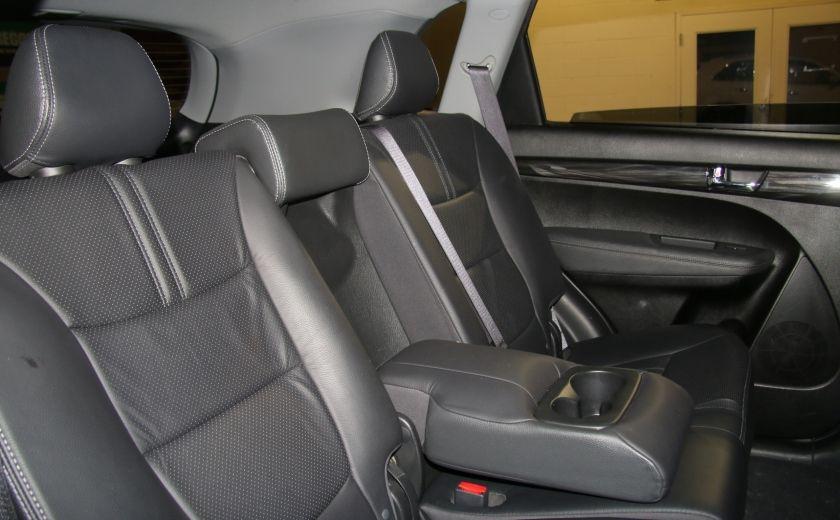 2013 Kia Sorento EX V6 AWD AUTO A/C CUIR MAGS #23