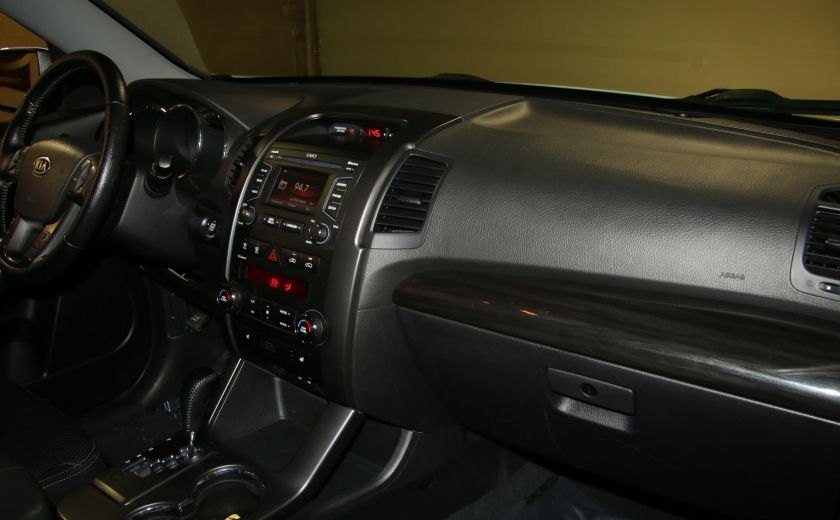 2013 Kia Sorento EX V6 AWD AUTO A/C CUIR MAGS #24