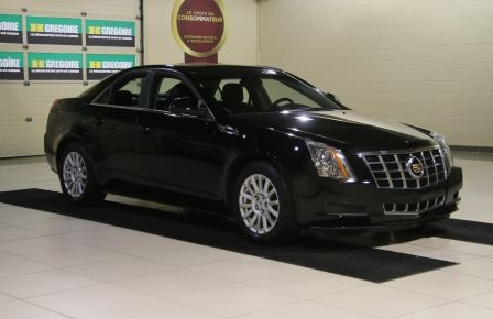 2012 Cadillac CTS AUTO A/C CUIR TOIT PANO MAGS à Longueuil