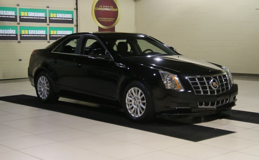 2012 Cadillac CTS AUTO A/C CUIR TOIT PANO MAGS #0