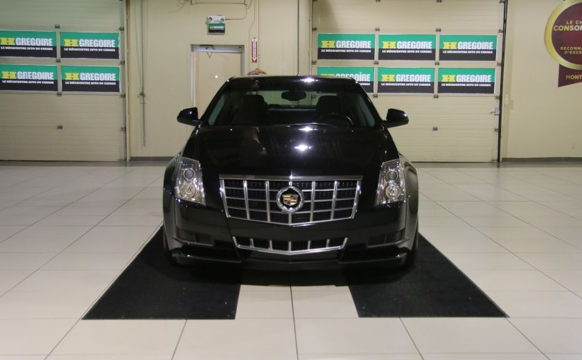 2012 Cadillac CTS AUTO A/C CUIR TOIT PANO MAGS #1