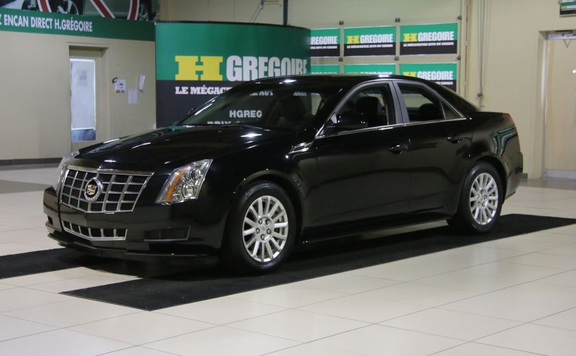 2012 Cadillac CTS AUTO A/C CUIR TOIT PANO MAGS #2