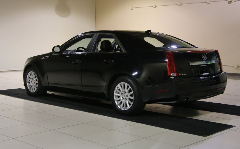 2012 Cadillac CTS AUTO A/C CUIR TOIT PANO MAGS #4