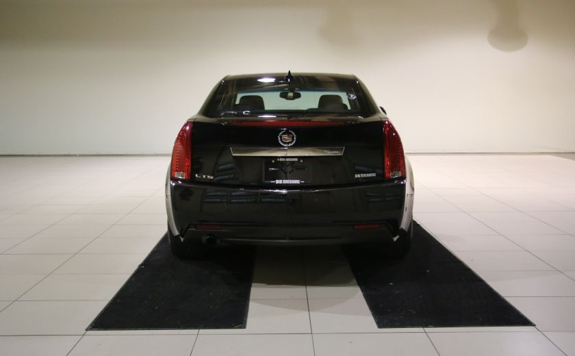 2012 Cadillac CTS AUTO A/C CUIR TOIT PANO MAGS #5