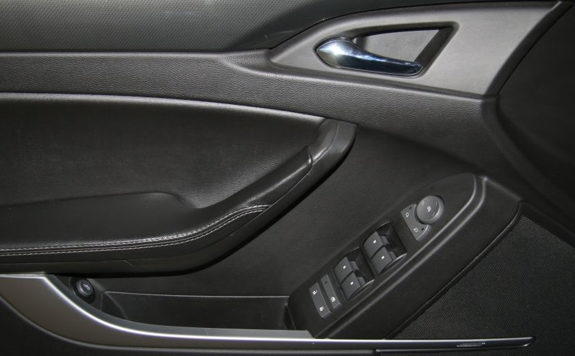 2012 Cadillac CTS AUTO A/C CUIR TOIT PANO MAGS #10
