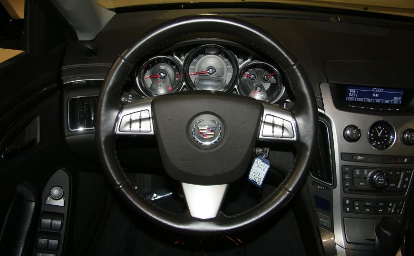 2012 Cadillac CTS AUTO A/C CUIR TOIT PANO MAGS #14