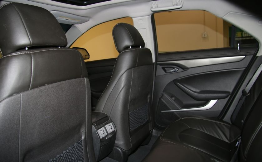 2012 Cadillac CTS AUTO A/C CUIR TOIT PANO MAGS #18