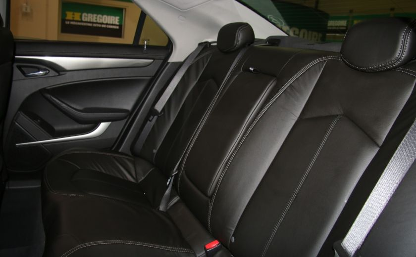 2012 Cadillac CTS AUTO A/C CUIR TOIT PANO MAGS #19