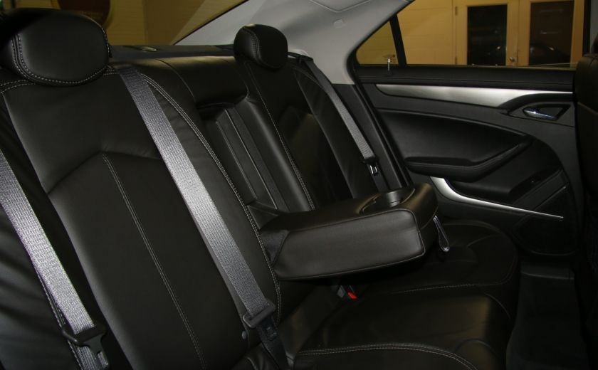 2012 Cadillac CTS AUTO A/C CUIR TOIT PANO MAGS #21