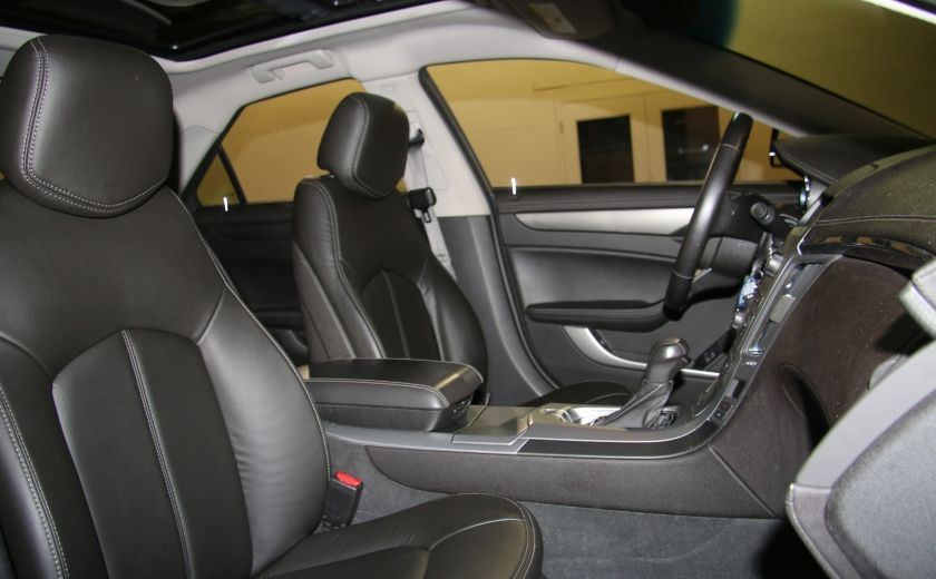 2012 Cadillac CTS AUTO A/C CUIR TOIT PANO MAGS #24
