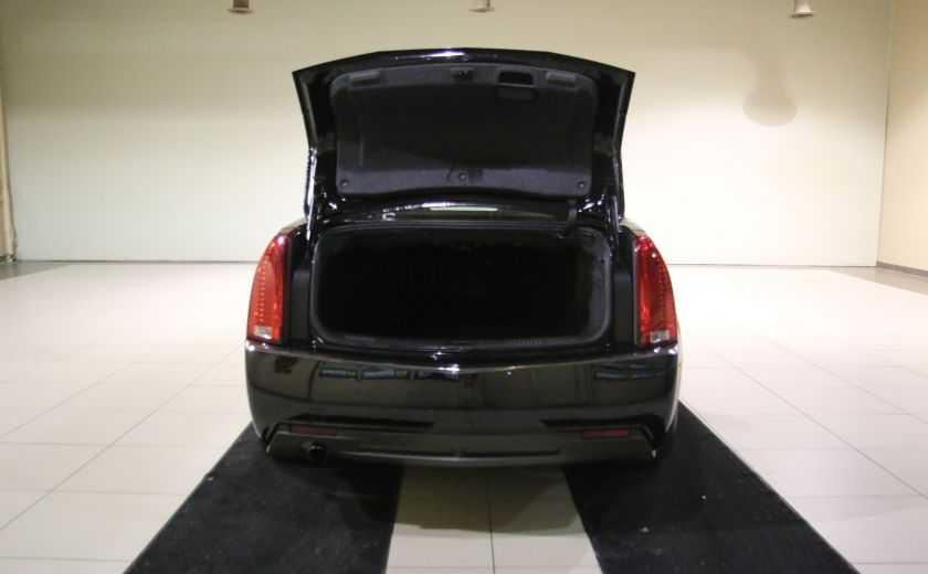 2012 Cadillac CTS AUTO A/C CUIR TOIT PANO MAGS #27