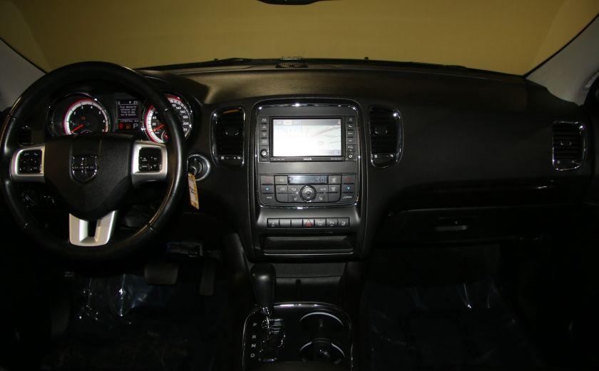 2013 Dodge Durango CREW AWD CUIR TOIT NAV DVD 7 PASSAGERS #13