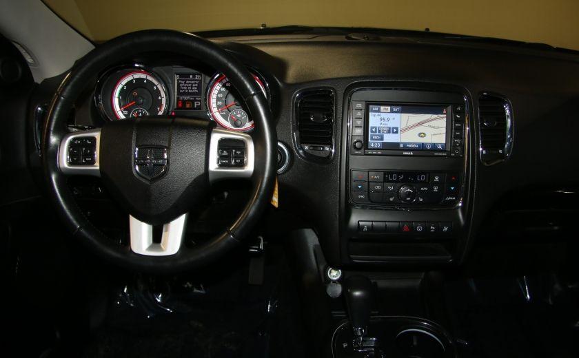 2013 Dodge Durango CREW AWD CUIR TOIT NAV DVD 7 PASSAGERS #14