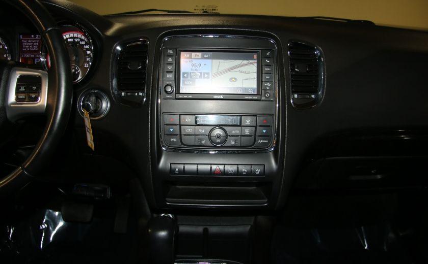 2013 Dodge Durango CREW AWD CUIR TOIT NAV DVD 7 PASSAGERS #16