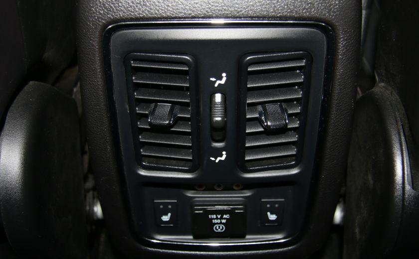 2013 Dodge Durango CREW AWD CUIR TOIT NAV DVD 7 PASSAGERS #17