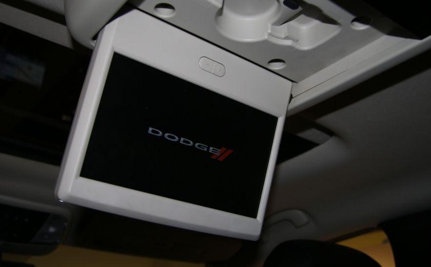 2013 Dodge Durango CREW AWD CUIR TOIT NAV DVD 7 PASSAGERS #20