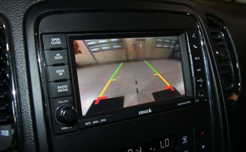 2013 Dodge Durango CREW AWD CUIR TOIT NAV DVD 7 PASSAGERS #24