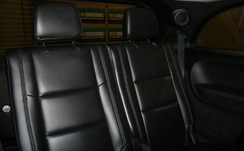 2013 Dodge Durango CREW AWD CUIR TOIT NAV DVD 7 PASSAGERS #29