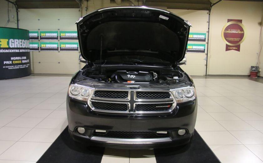 2013 Dodge Durango CREW AWD CUIR TOIT NAV DVD 7 PASSAGERS #36
