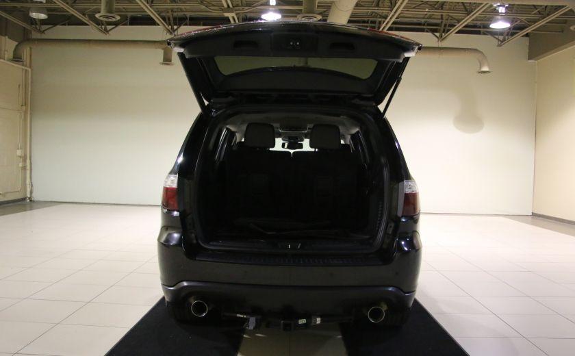 2013 Dodge Durango CREW AWD CUIR TOIT NAV DVD 7 PASSAGERS #37