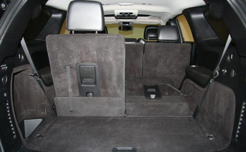 2013 Dodge Durango CREW AWD CUIR TOIT NAV DVD 7 PASSAGERS #39