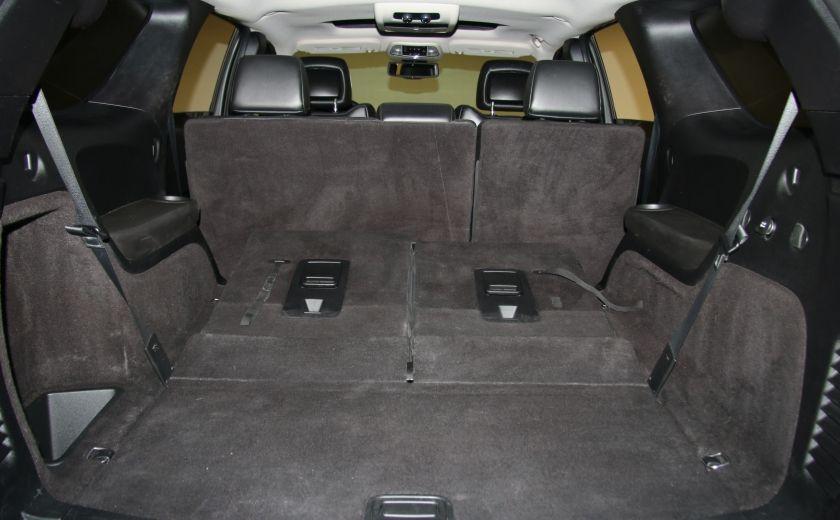 2013 Dodge Durango CREW AWD CUIR TOIT NAV DVD 7 PASSAGERS #40