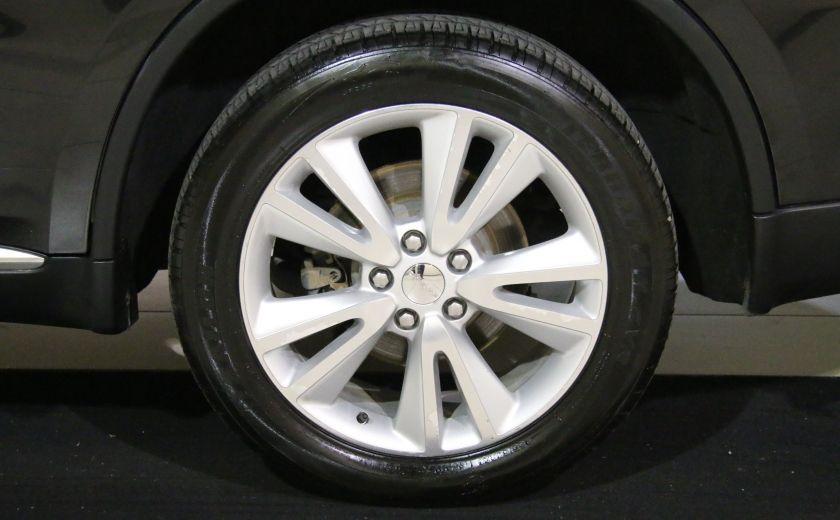 2013 Dodge Durango CREW AWD CUIR TOIT NAV DVD 7 PASSAGERS #42