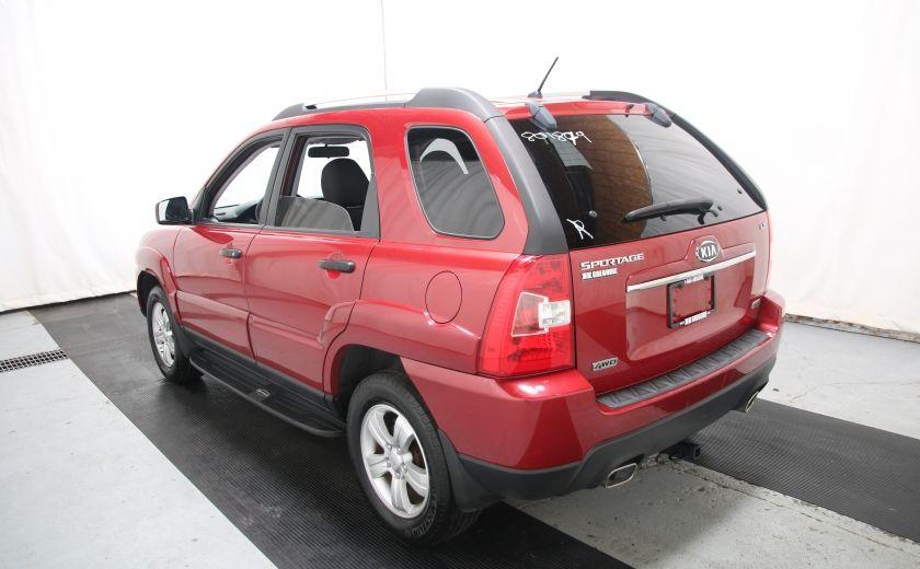 2009 Kia Sportage LX #3