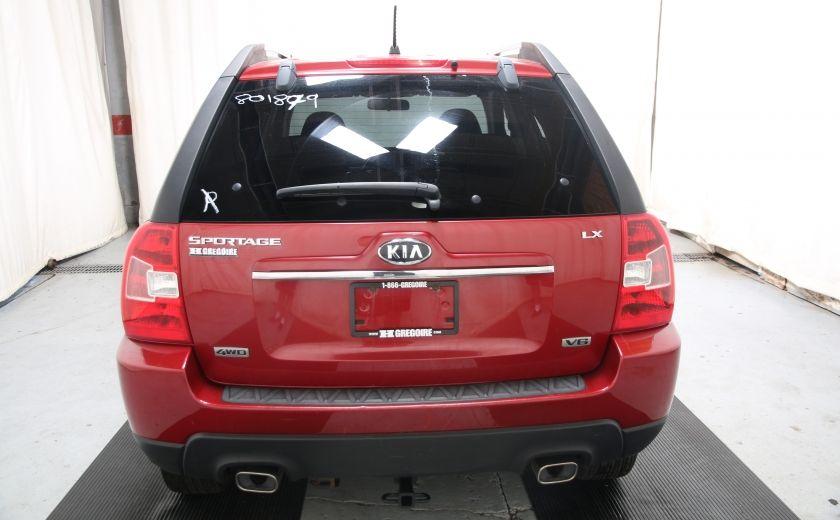 2009 Kia Sportage LX #4