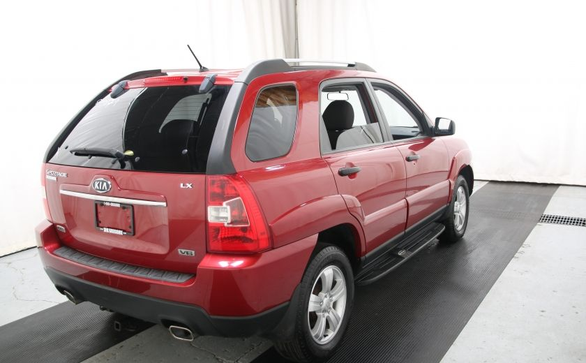 2009 Kia Sportage LX #5