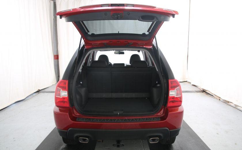 2009 Kia Sportage LX #21