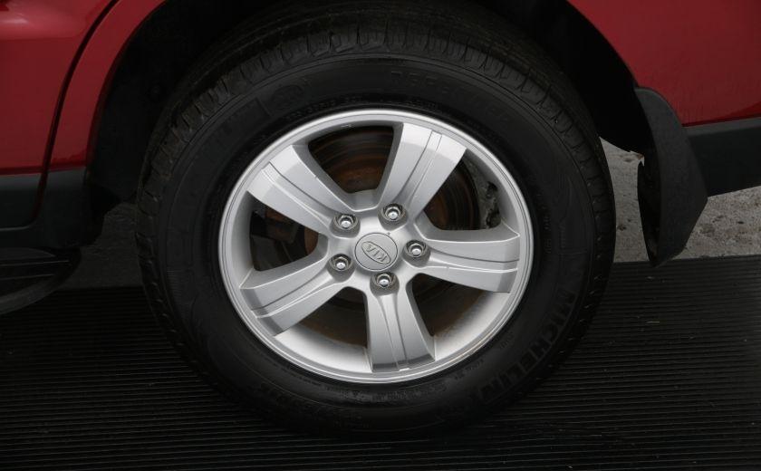 2009 Kia Sportage LX #24