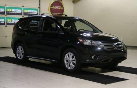 2013 Honda CRV EX-L AUTO A/C CUIR TOIT CAMERA RECUL à Repentigny