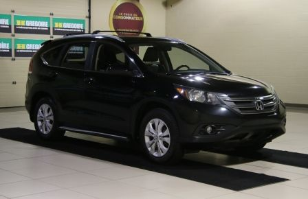 2013 Honda CRV EX-L AUTO A/C CUIR TOIT CAMERA RECUL in New Richmond