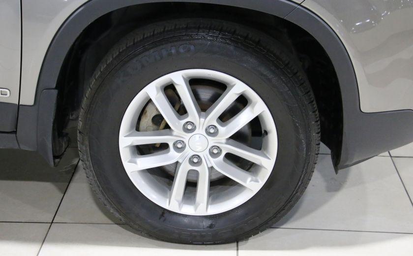 2014 Kia Sorento LX V6 AWD #28