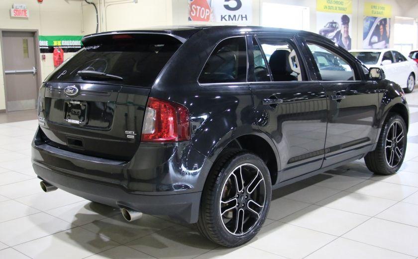 2013 Ford EDGE SEL SPORT AWD TOIT PANO NAV MAGS 20