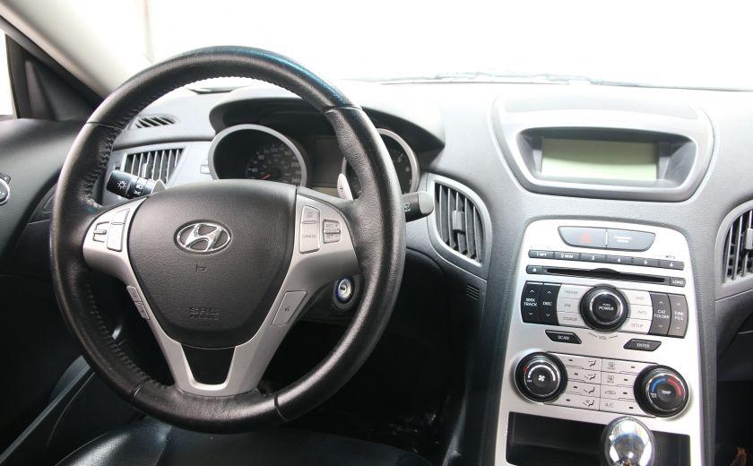 2010 Hyundai Genesis AUTO A/C CUIR MAGS #11