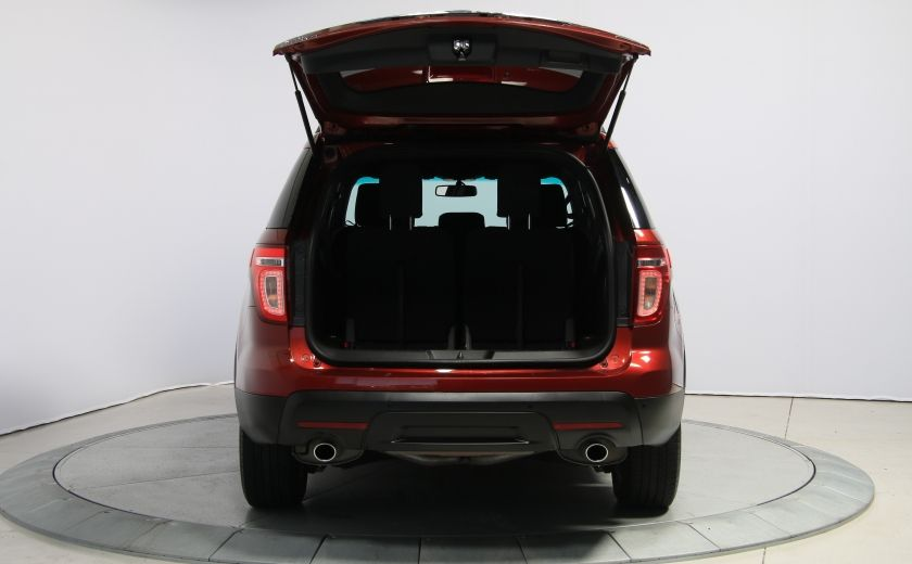 2014 Ford Explorer XLT AWD AUTO A/C GR ELECT MAGS BLUETOOTH #32