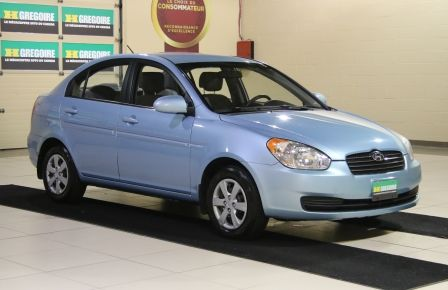 2009 Hyundai Accent Man GL A/C à New Richmond