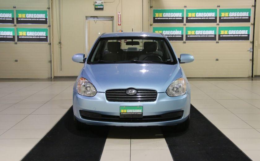 2009 Hyundai Accent Man GL A/C #1